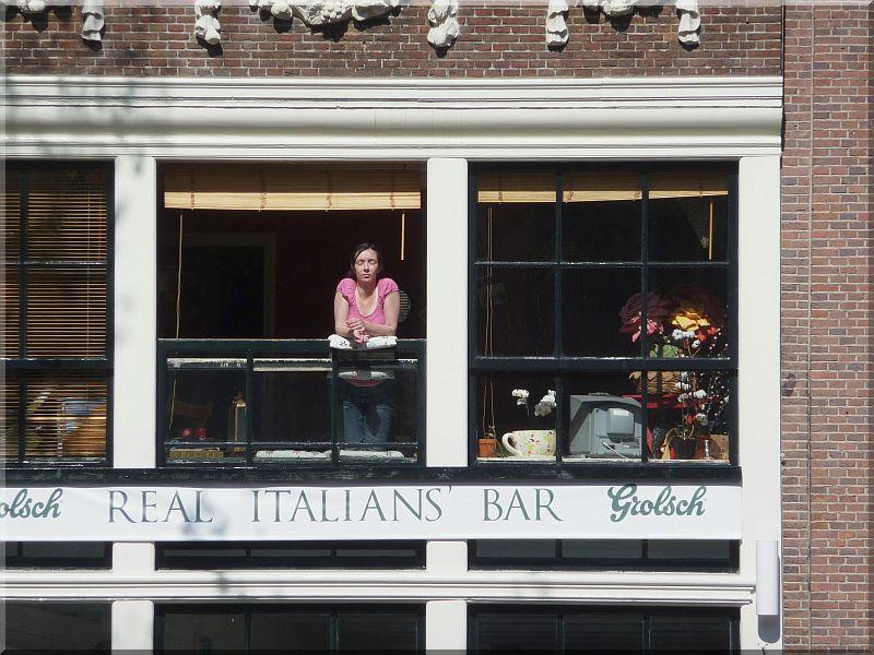 The Real Italians' Bar