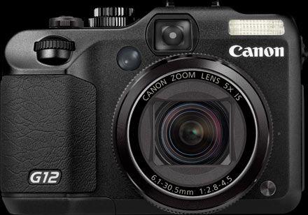 Canon PowerShoot G12