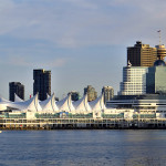 Downtown Vancouver & Canada Place (West Side)